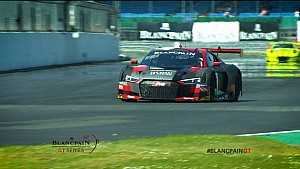 Blancpain GT Sprint Cup Misano - Race 2 Reactions