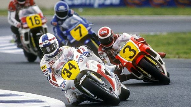 1988 Dutch TT: Interview met Kevin Schwantz