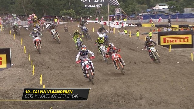 Highlights – Indonesia MX2