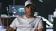 Dans les coulisses de la pub Bose avec Lewis Hamilton