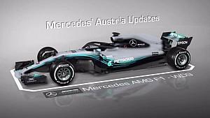 Mercedes'