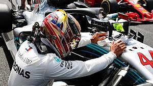 Qualifying Top 10 - British Grand Prix