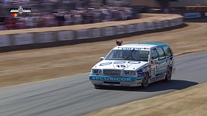 Rydell Volvo 850 Estate at Goodwood FOS