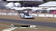 Near miss for Romain Dumas at Goodwood FOS