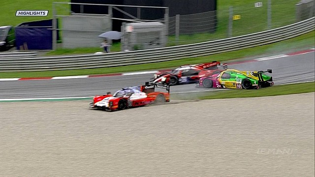 Highlights – 4 hours of the Red Bull Ring