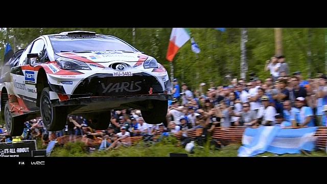 WRC Finland - Friday Highlights