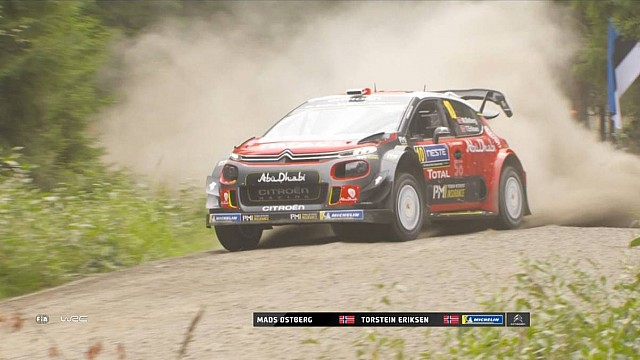 WRC Finland - Saturday Highlights